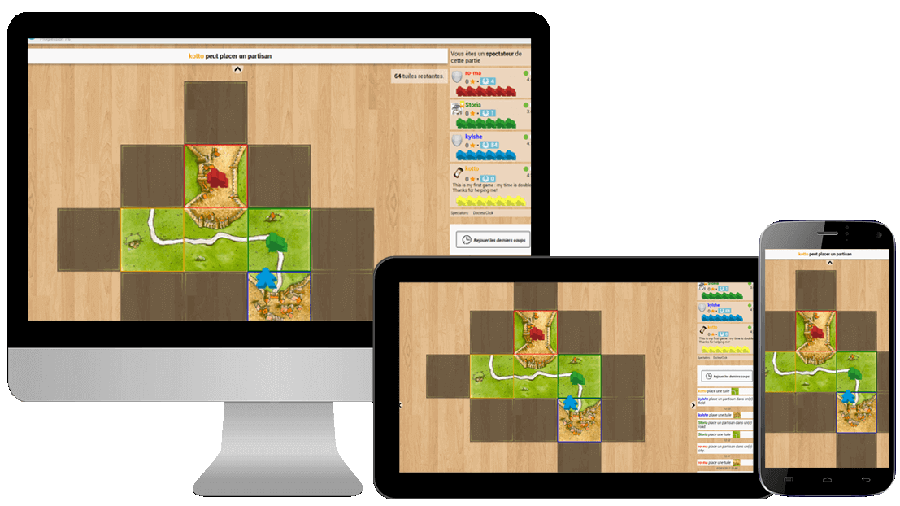 Play board games online from your browser • Board Game Arena